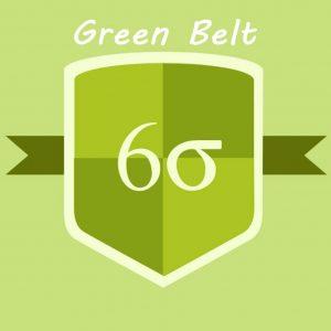 Imagem com o Green Belt