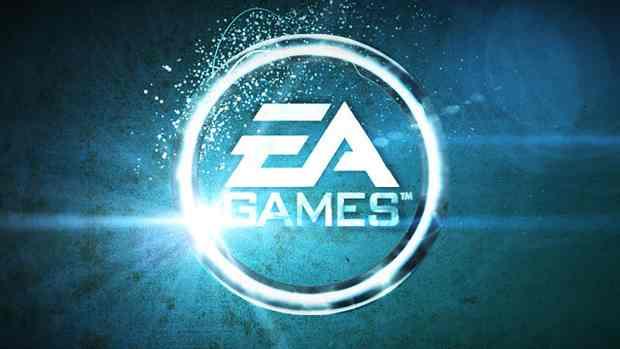 Tela de Games da EA