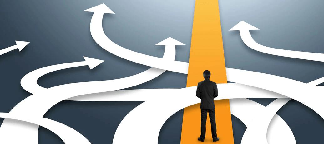 Melhor caminho para gestão à vista