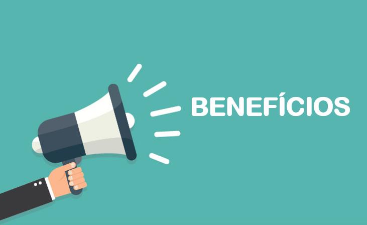 Treinamento Online - Benefícios