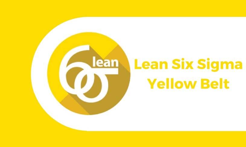 o yellow belt