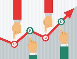 Gráfico mostrando que o lead time afeta a variação de entrega