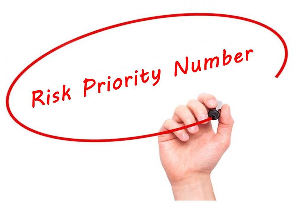 Risk Priority Number, uma das etapas do FMEA