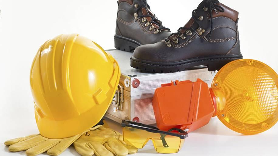 Equipamentos usados na Segurança do Trabalho