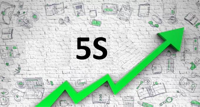 O 5S como ferramenta de produtividade