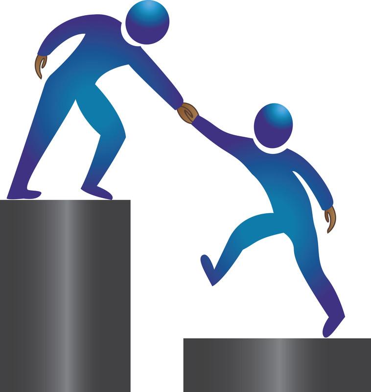 Figura mostrando como o mentoring ajuda os profissionais