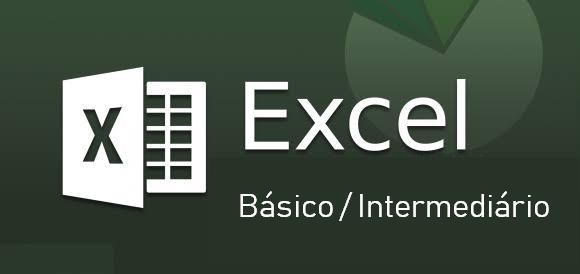 Emblema do Excel intermediário