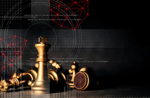 Figura mostrando que o relacionamento interpessoal é um jogo de xadrez