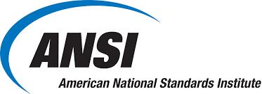 Logotipo da ANSI que cria padrões na manutenção preventiva