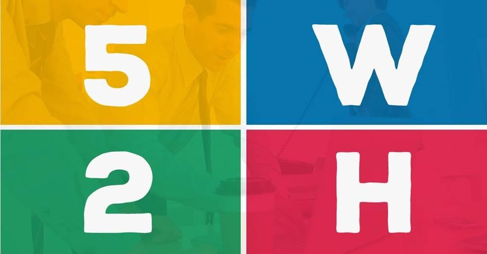 5w2h: O que é e como utilizar com eficiência em negócios?