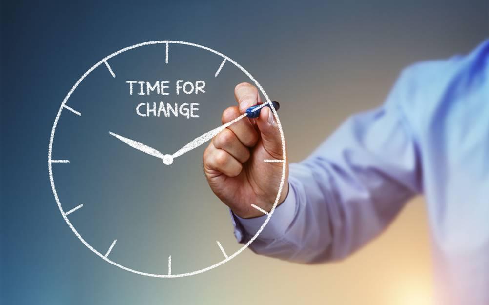 Desenho de um relógio mostrando a importância do Takt Time