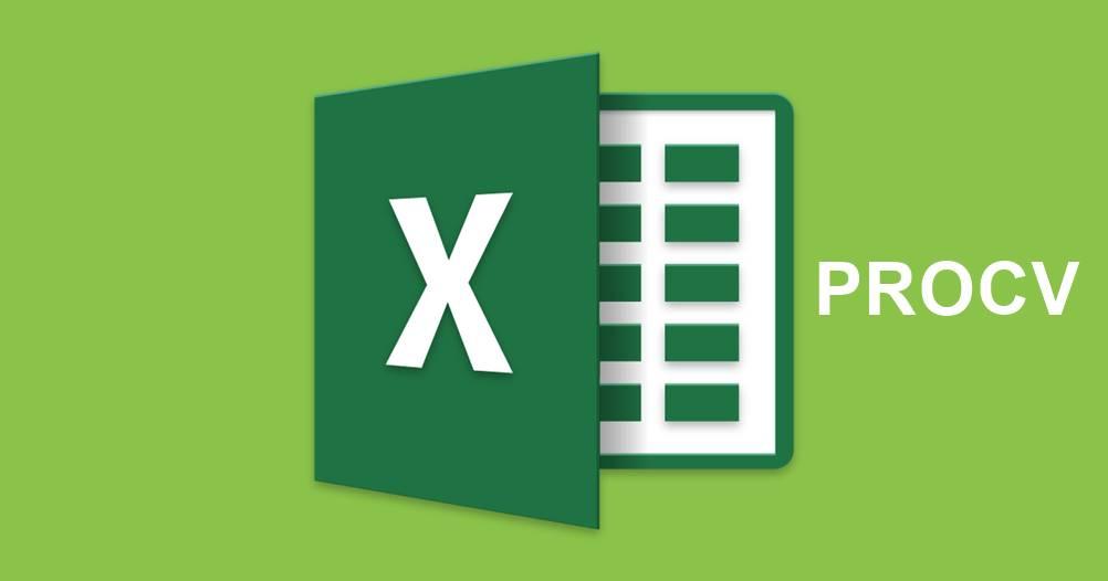 Símbolo do Excel de como fazer PROCV