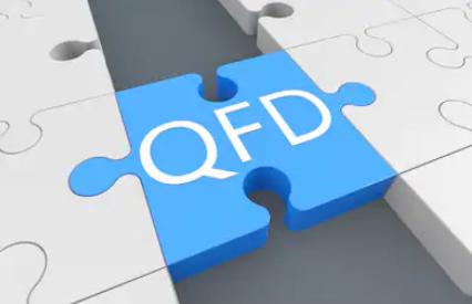 Imagem mostrando QFD