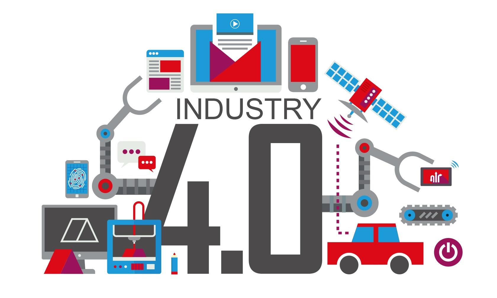 Já conhece a Indústria 4.0? Saiba tudo sobre a quarta revolução industrial