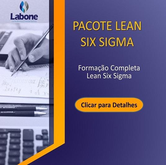 Pacote Lean Six Sigma