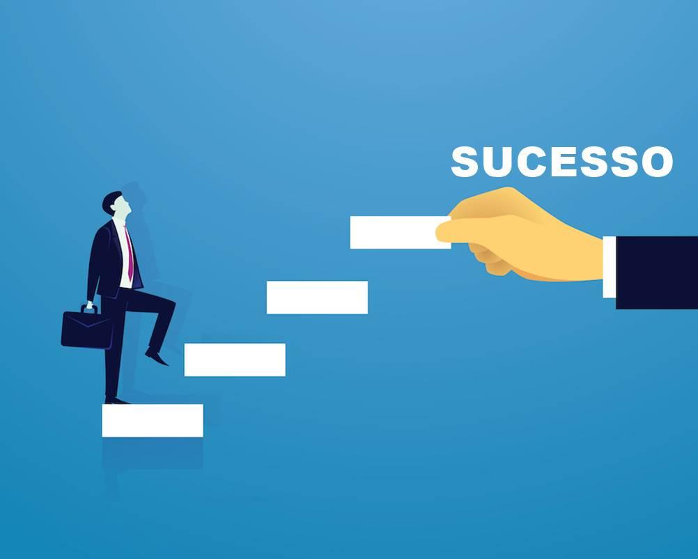 O caminho do profissional até o sucesso