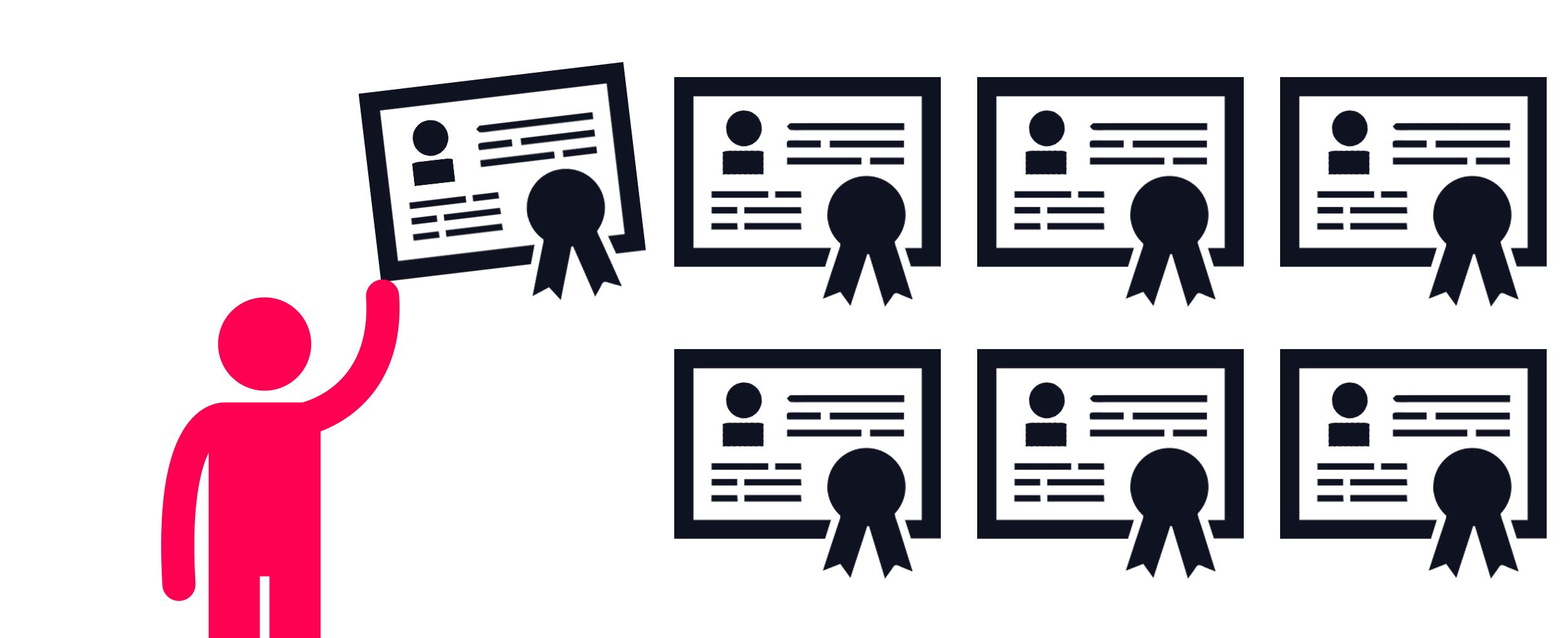 Saiba como as certificações profissionais alavancam a sua carreira