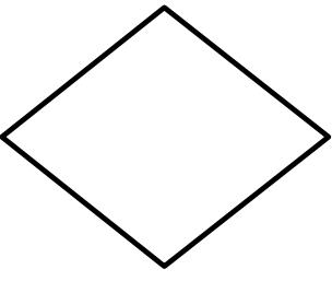 Símbolo de Decisão