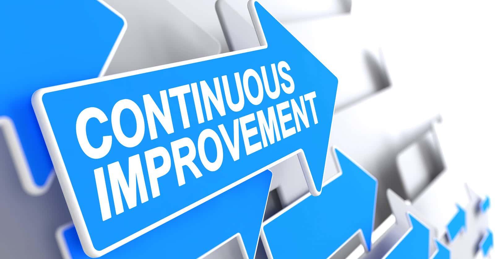 O que a melhoria contínua tem a ver com a qualidade?