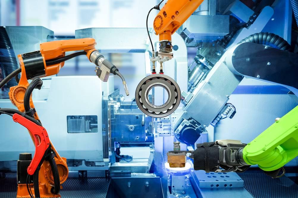 Tipo de manufatura automatizada