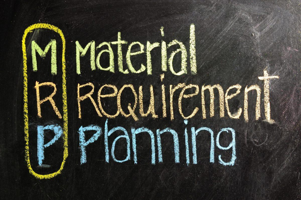 Material Requirements Planning ou MRP: Qual sua importância e como estruturar?
