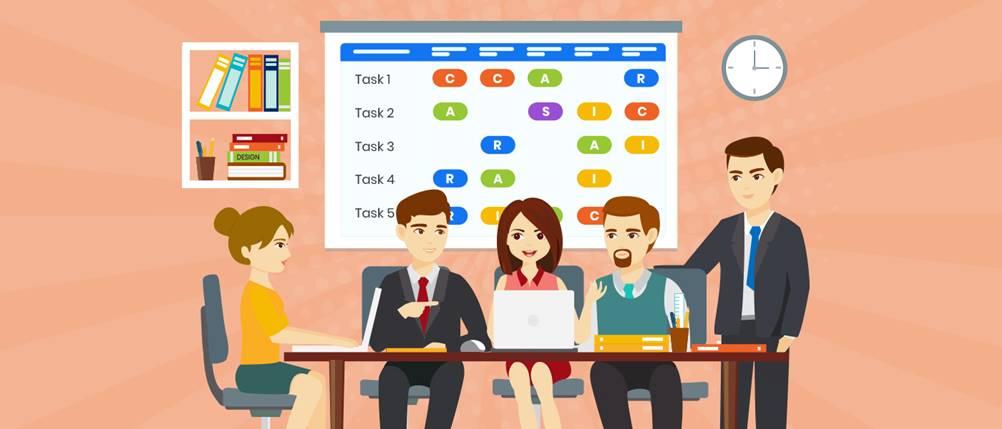 Matriz RACI: Como essa ferramenta ajuda na delegação de atividades?
