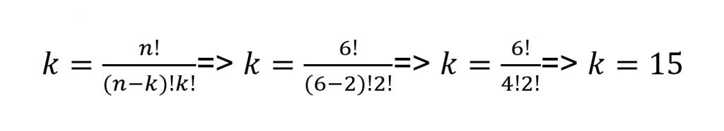 Exemplo de cálculo do número de sucessos da amostra