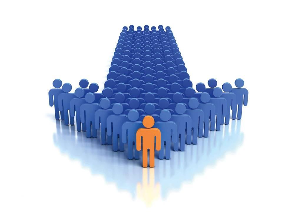 Um líder situacional deve sempre estar na vanguarda